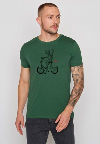 Bike Frog Guide Bottle Green