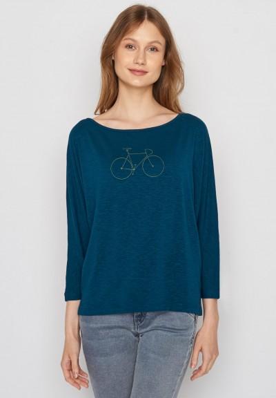Bike Golden Bike Smile Sailor Blue