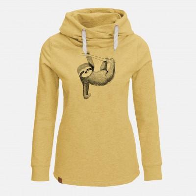 Animal Sloth Lucky Heather Yellow