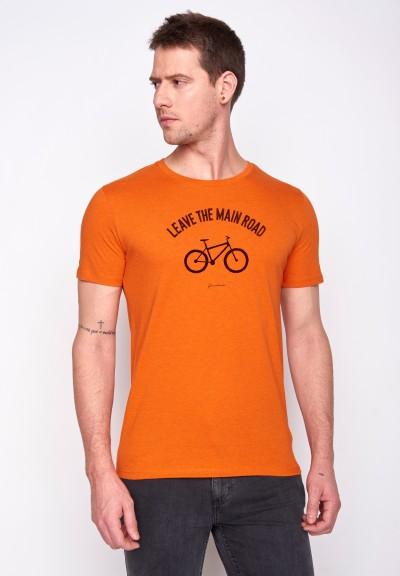 Bike Leave Road Guide Heather Orange