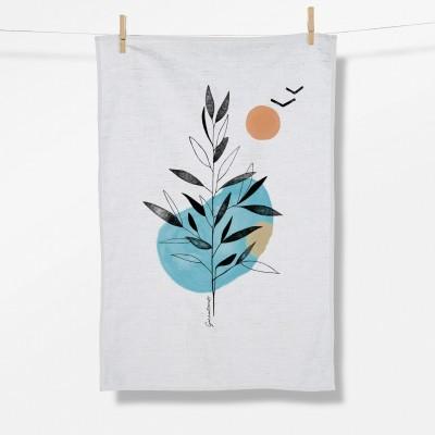 Plants Sea (Tea Towel)