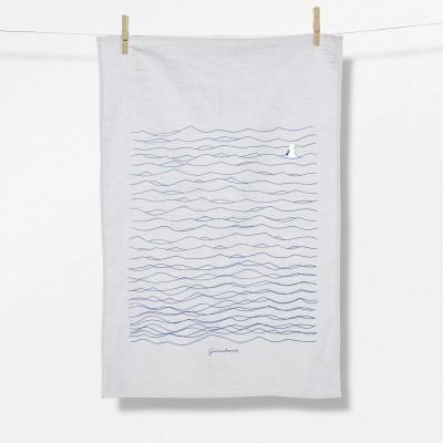 Animal Seagull (Tea Towel)