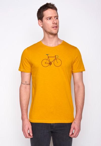 Bike Trip Spice Golden Yellow