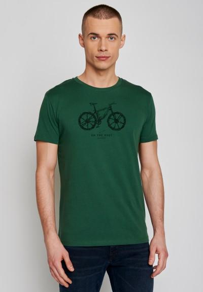 Bike Root Guide Bottle Green