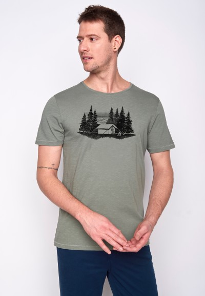 Nature Forest Tent Spice Olive