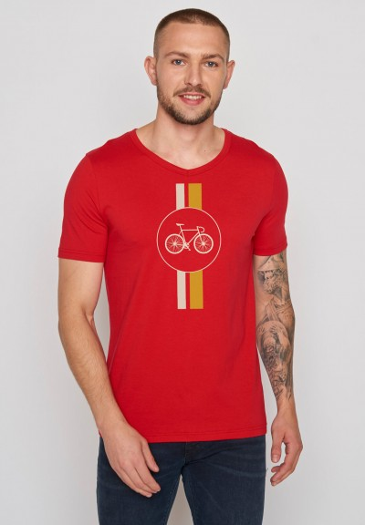 Bike Highway Peak Tango Red